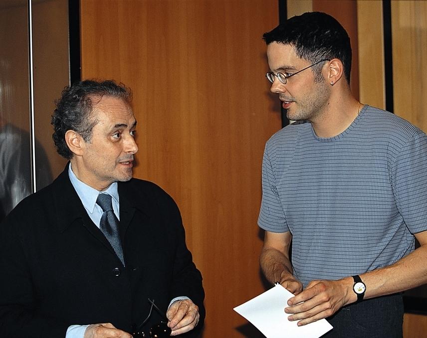 Im Gespräch mit JoseCarreras